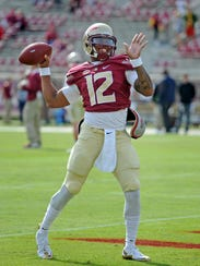 Francois is the new No. 1 for FSU after Sean Maguire