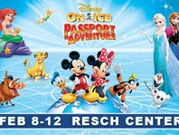 Disney On Ice - Passport To Adventure tickets