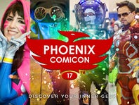 See Us at Phoenix Comicon 2017