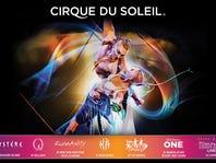 Enter to win tickets to Cirque du Soleil
