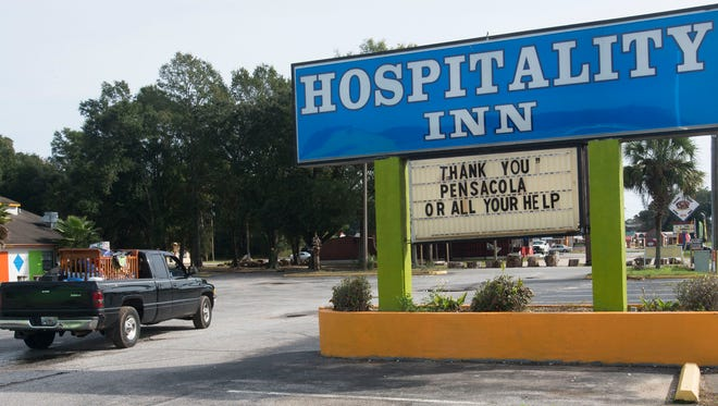 The remaining residents staying at the Hospitality Inn on Mobile Highway are beginning to move out. In late November, the property was foreclosed on leaving remaining residents with nowhere to go.