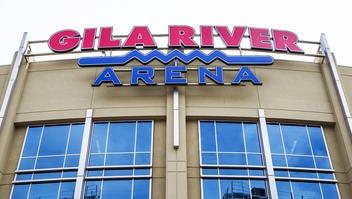 Glendale's hockey arena