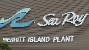 Sea Ray is closing all of its Merritt Island operations.
