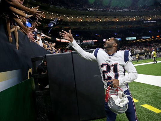 NFL: New England Patriots at New Orleans Saints