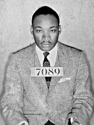 Dr. Martin Luther King Jr. wrote 'Letter from a Birmingham Jail' on April 16, 1963, after he was arrested for engaging in nonviolent direct action.