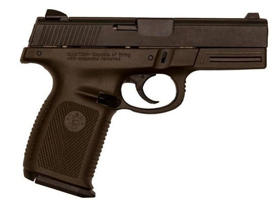 smith and wesson 9mm