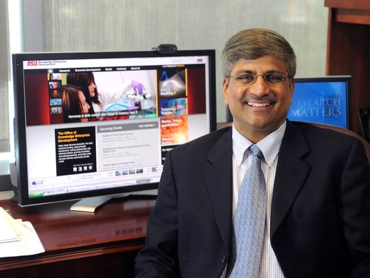 "President Obama appointed Arizona State University's Sethuraman ""Panch"" Panchanathan, senior vice president at the Office of Knowledge Enterprise Development, to the National Science Board."