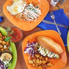 New brunch options from Cien Agaves in Scottsdale.