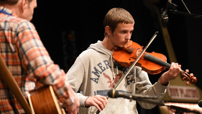 The Oregon Oldtime Fiddlers Association hosts the 51st annual Oregon State Fiddle Championships 8 a.m. to 10 p.m. Saturday, March 19, in Building 6 Auditorium at Chemeketa Community College, 4000 Lancaster Drive NE.
