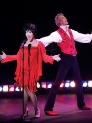 Chita Rivera and Tommy Tune will perform Saturday,