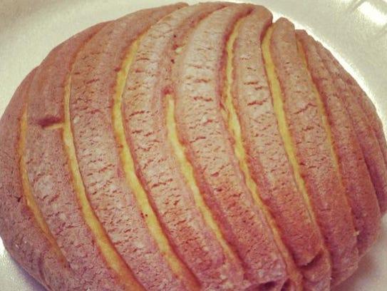 Pastries from Azteca Bakeries & Restaurant in Phoenix.