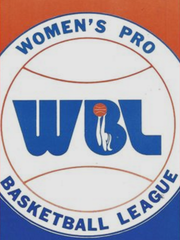 The WBL lasted three seasons. Gladding played from