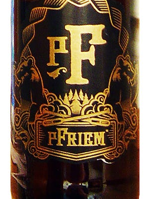 PFriem Bright Pale Ale, from pFriem Family Brewers in Hood River, Ore., is 5% ABV.