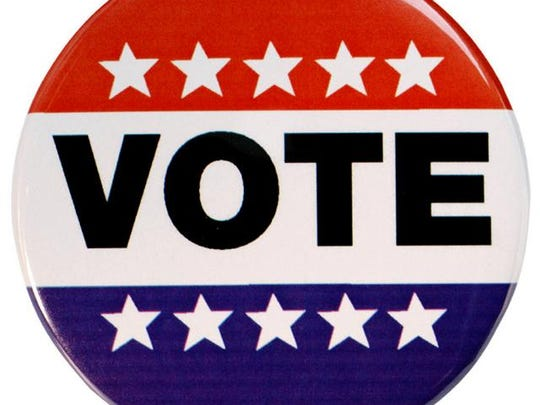Early voting is from 8:30 a.m.-6 p.m. through Oct. 30, except Sunday, at the Lafayette Parish Registrar of Voters office, 1010 Lafayette St., in downtown Lafayette.