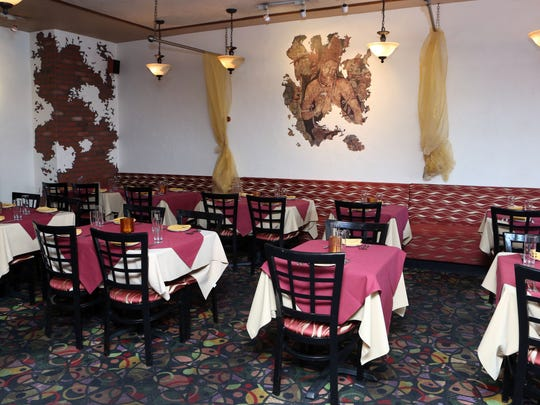 Bollywood Grill in Pleasantville June 29, 2017.