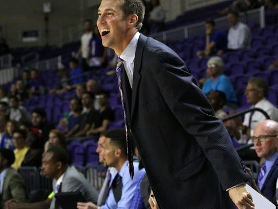 FSW coach Marty Richter has led the team to a 10-1
