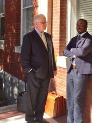 In this Nov. 15, 2016 photo, Salisbury attorney Lee