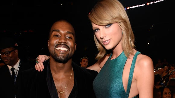 After Kanye West stormed the stage during Taylor Swift's 2009 VMAs speech, the music superstars appeared to settle their beef, only for another one to start.