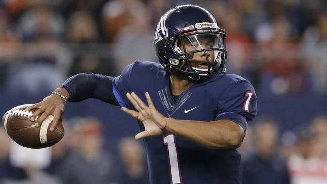 Kyler Murray has long been considered one of the best dual-threat quarterbacks in the high school class of 2015.