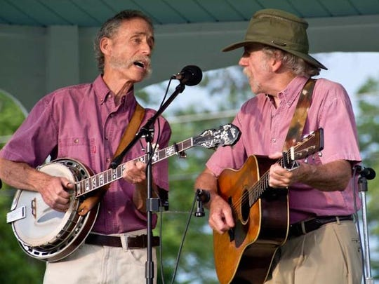 The Sky Blue Boys will play traditional and original acoustic music at Vermont History Expo June 18 and 19 in Tunbridge.
