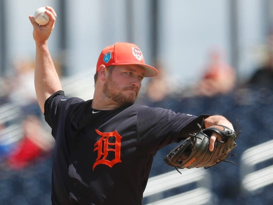Detroit Tigers Projecting The 25 Man Roster