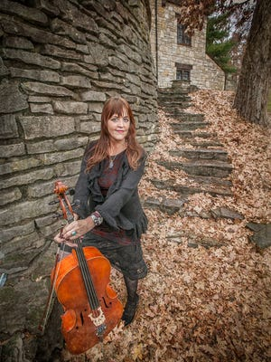 Local musician Erika May Randolph will perform at 1 p.m. on Sunday at Yankie Creek Coffee House.