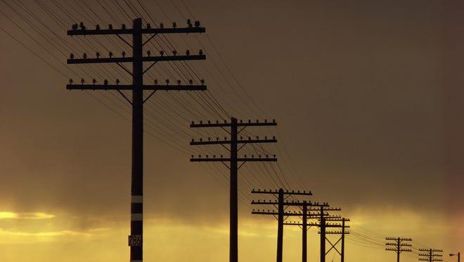 Power has been restored in the Vaughn area, according to NorthWestern Energy.