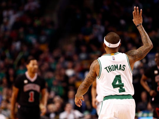 2015: Isaiah Thomas to Boston.