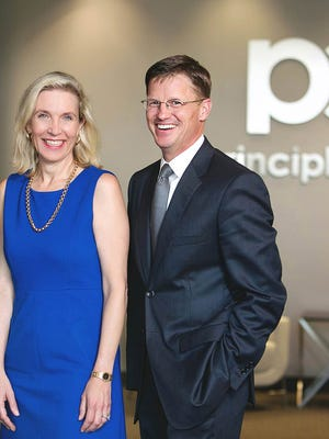 Principle Auto's Abigail Kampmann and Mark Smith are the new owners and operators of BMW of Corpus Christi.