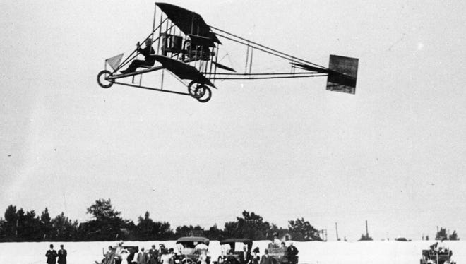 The first aircraft demonstration was held on June 13, 1911 and was sponsored by the Purdue Alumni Association and the Lafayette Journal newspaper.