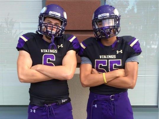 best high school football uniforms