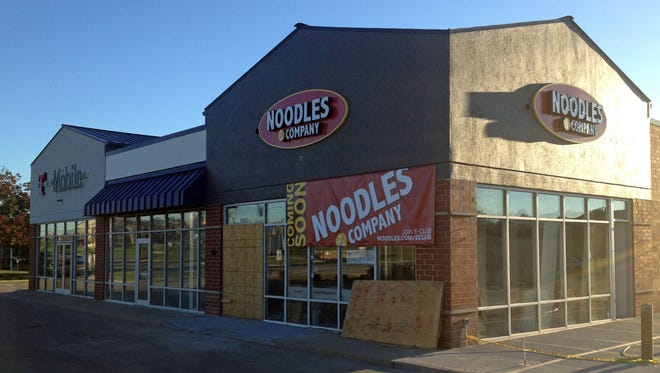 Noodles & Company plans to open a new location at 9368 Mason-Montgomery Road in Deerfield Twp. in late 2014/early 2015.