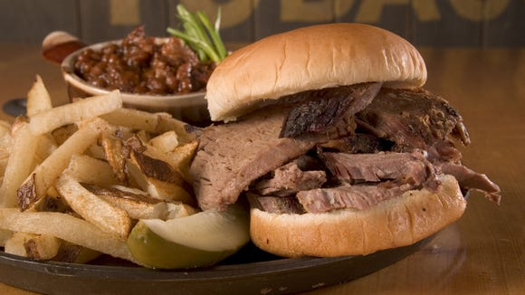 JULY 14, 2011: HOMETOWN/NE/BLUE ASH Serving their signature beef brisket and pulled pork sandwiches, City Barbeque will open in Blue Ash at 10375 Kenwood Road in the former Rombes location on July 28, 2011.