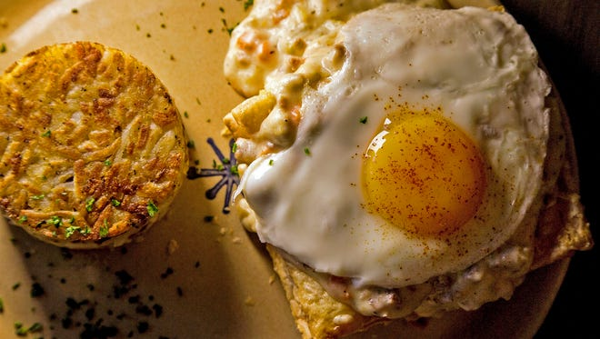 The Breakfast pot pie from Snooze, an A.M. Eatery.