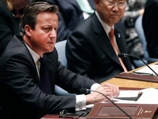 UN Security Council Great Britain