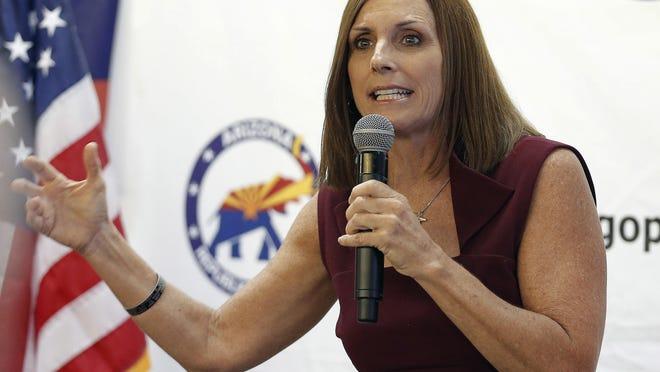 Rep. Martha McSally, R-Ariz.