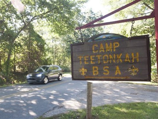 Camp Teetonkah