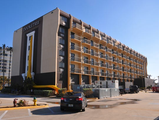 The 148-room DoubleTree by Hilton Cocoa Beach Oceanfront