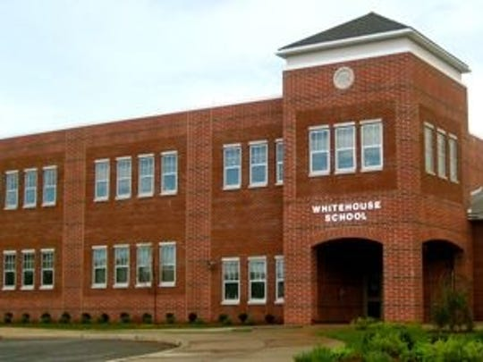 Whitehouse School in the Whitehouse Station section
