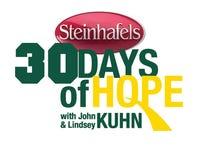 About Steinhafels 30 Days of Hope