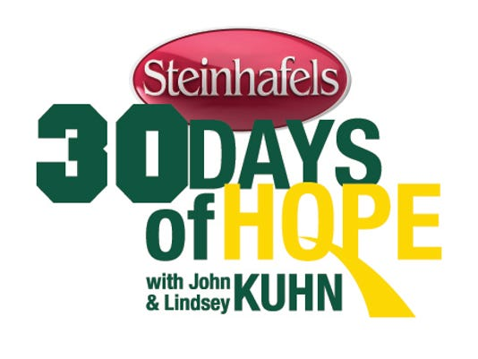 30 days of hope logo