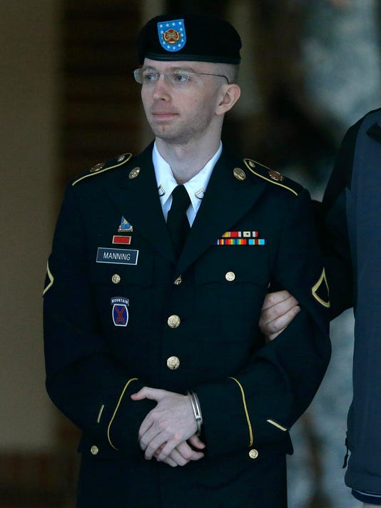 AP MANNING WIKILEAKS A FILE USA MD