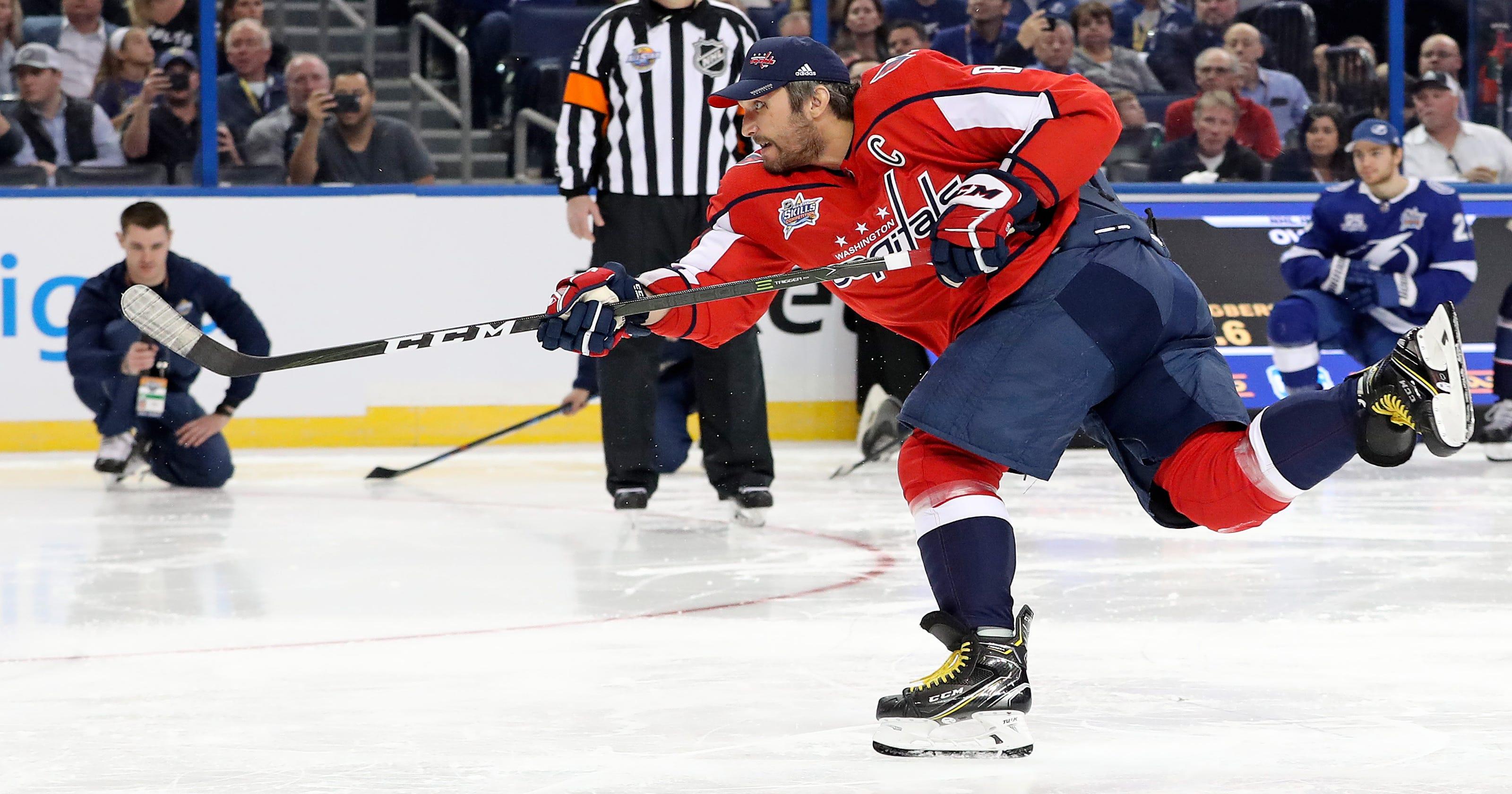 NHL All-Star Game 2018  Good 873ff4a15