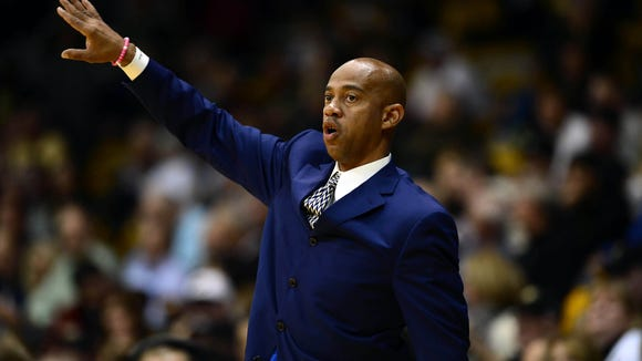 Jackson State coach Wayne Brent is getting his team