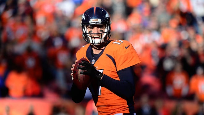 Brock Osweiler has the tall task of emulating Cam Newton to help prepare the Broncos defense for the Super Bowl.
