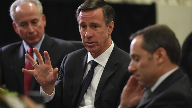 Marriott International CEO  Arne Sorenson would run the largest hotel company in the world under a merger with Starwood Hotels and Resorts.