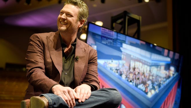 Blake Shelton announced Thursday his joint partnership with Ryman Hospitality to launch a new bar on Lower Broadway in Nashville called Ole Red.