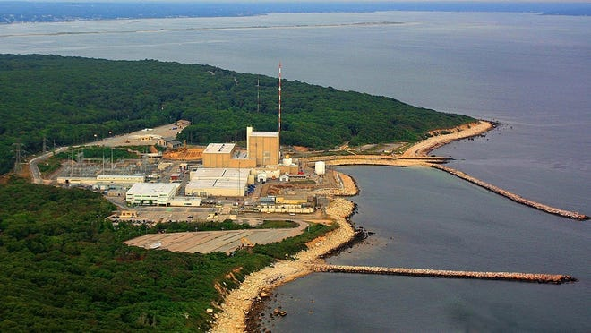 The owner of Pilgrim Nuclear Power Station is reportedly under criminal investigation.