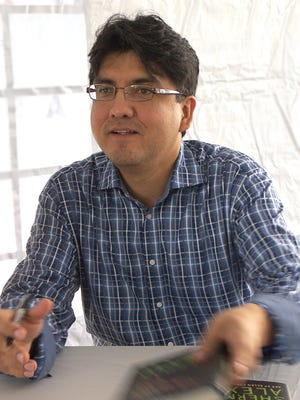 Author Sherman Alexie canceled his book tour stops in North Carolina due to HB2.