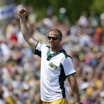Jordy Nelson softball game future unclear after star wideout's release from Packers